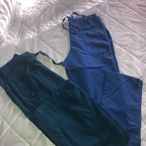 Other - SCRUB BOTTOMS AND TOP BUNDLE
